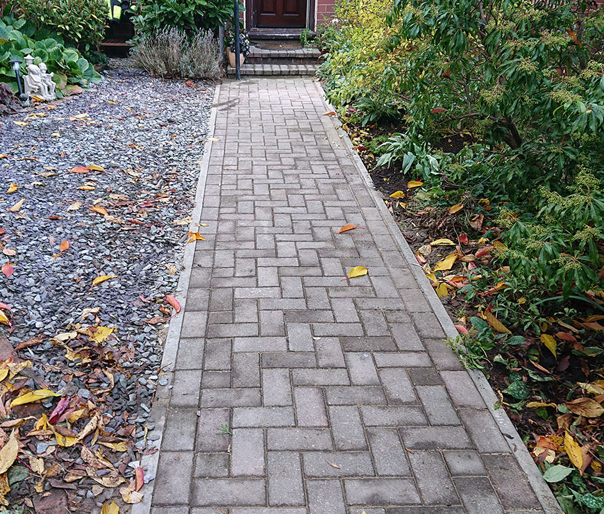 Decking and Paving
