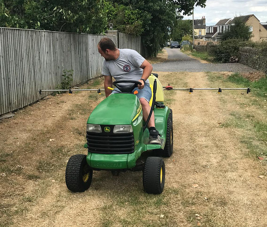 Weed & Grass Treatments