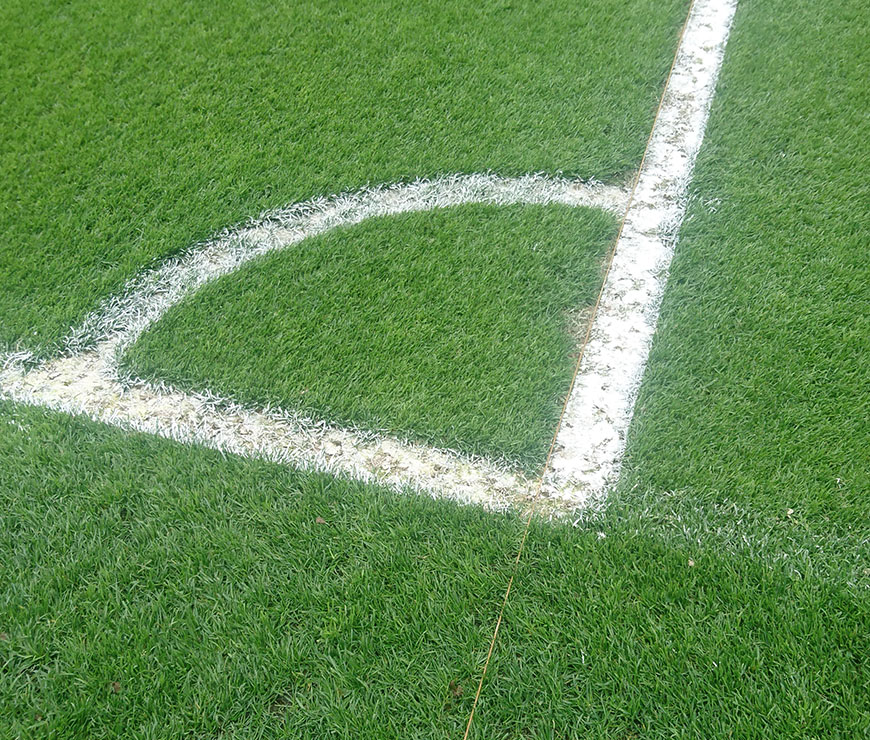 Sports Pitch Marking
